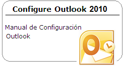 Configure Outlook 2010